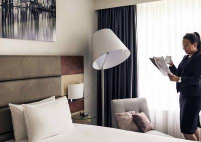 Mercure Hotel Amsterdam West Standard Room