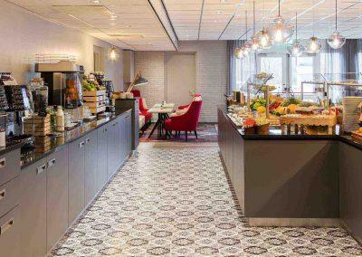Mercure Amsterdam West Breakfast Buffet