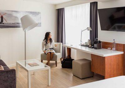 Mercure Amsterdam West Junior Suite