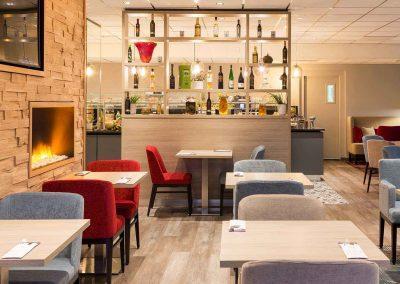 Mercure Amsterdam West Restaurant Area